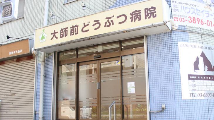大師前駅から徒歩7分・西新井駅から徒歩18分の大師前どうぶつ病院の求人情報